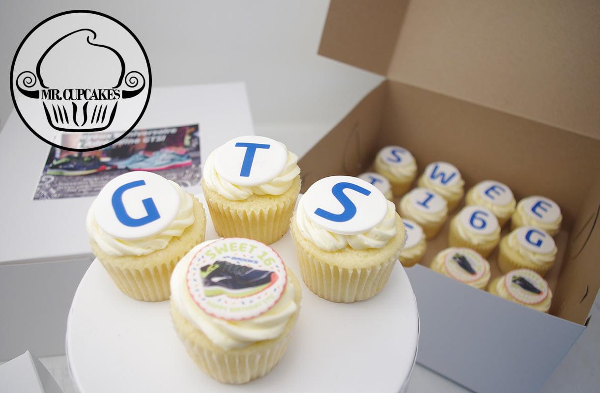 Brooks GTS Cupcakes