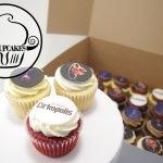 Cirkopolis cupcakes