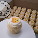 Videotron cupcakes