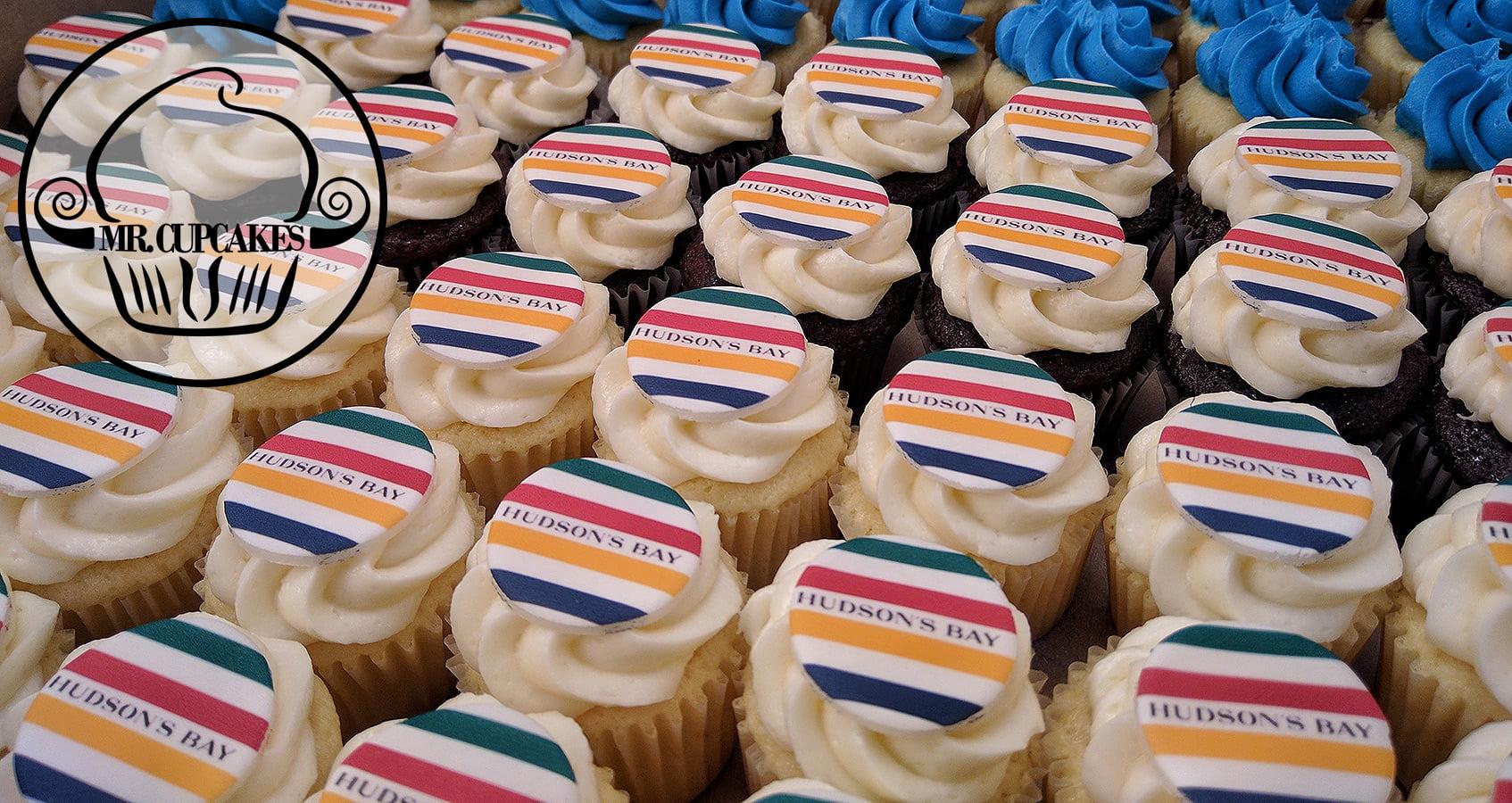 Hudson's Bay Cupcakes