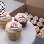 Landry cupcakes