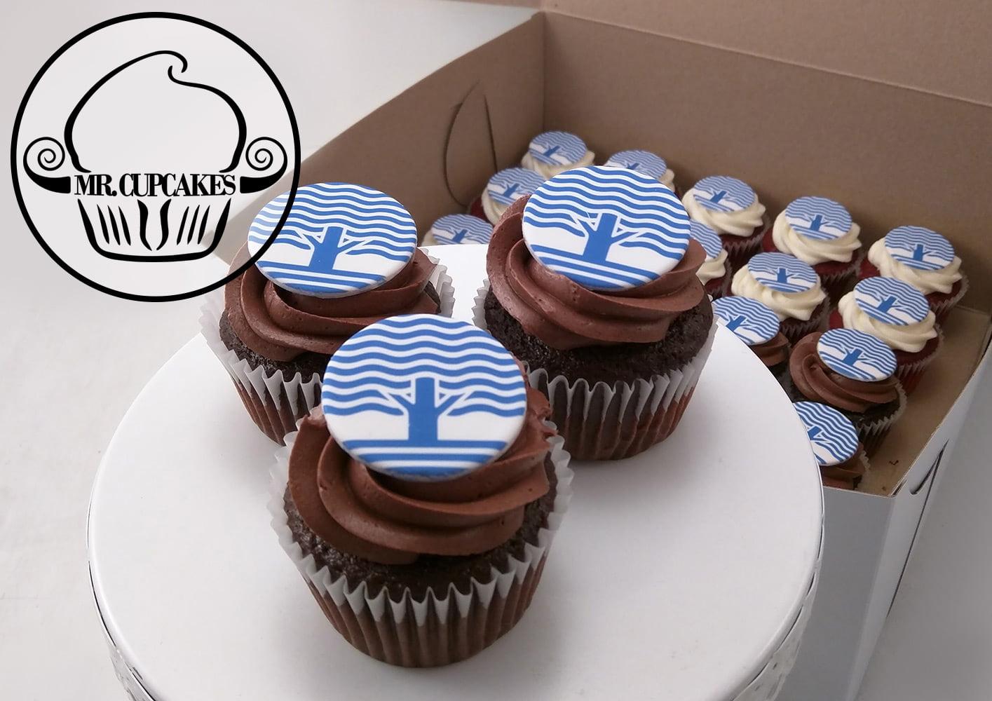 Wawanesa cupcakes