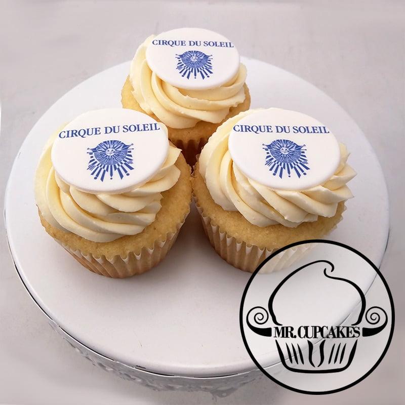 Cirque du Soleil Cupcakes
