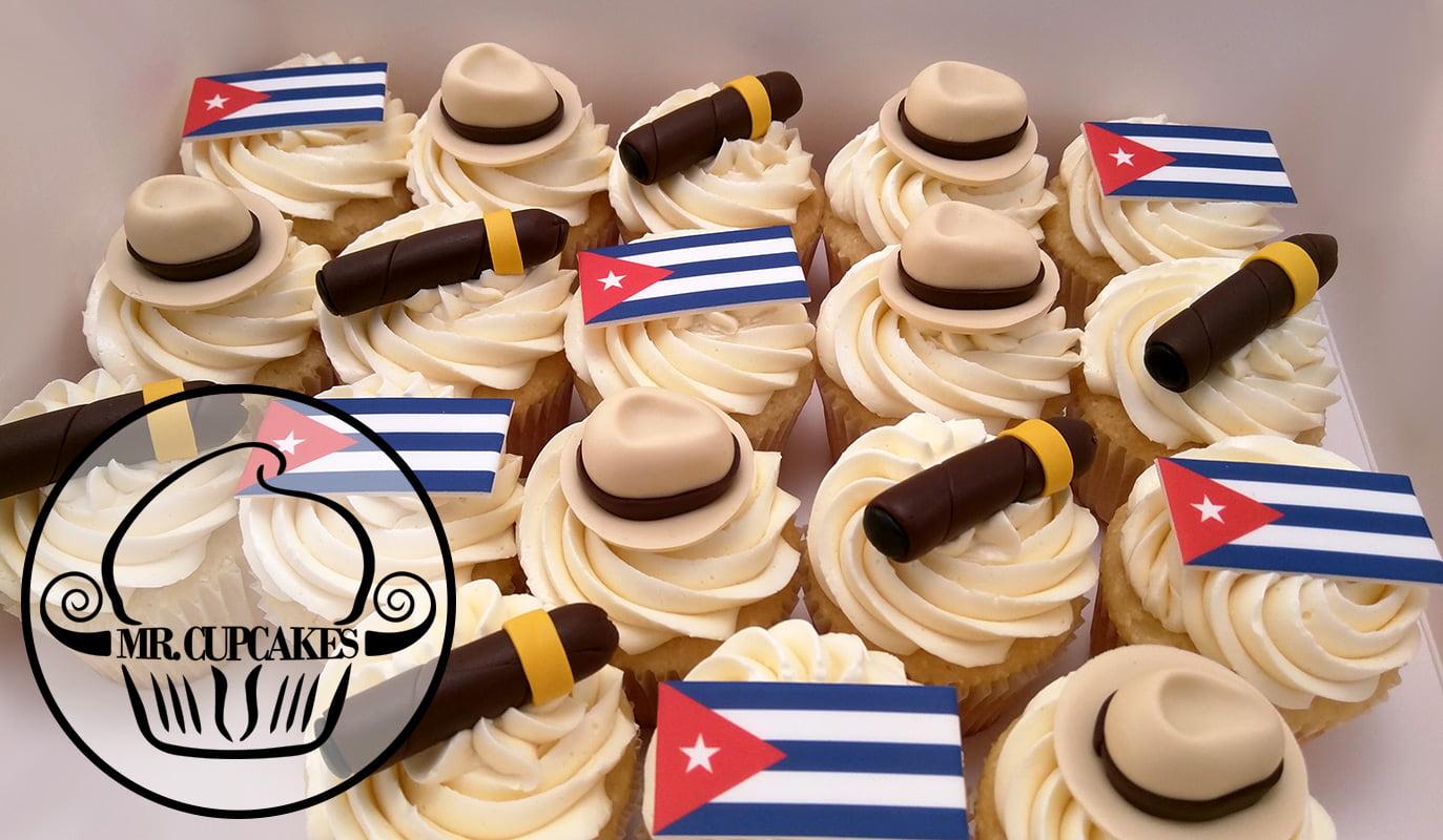 Cuba Cupcakes