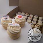 Air Canada Cupcakes