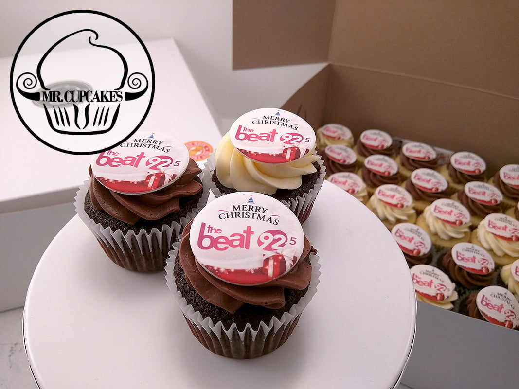 The Beat 92.5 Cupcakes