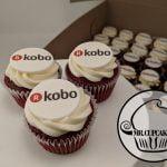 Kobo cupcakes