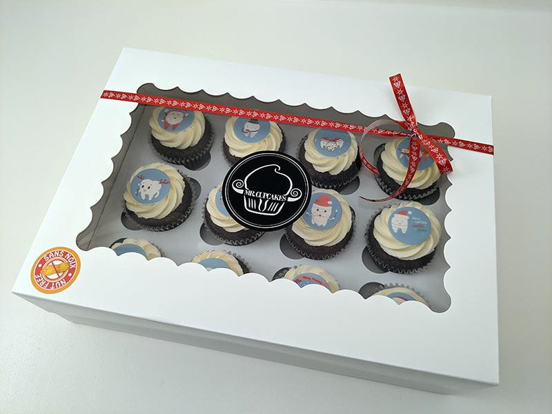 dentiste cupcakes