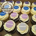 slogan cupcakes