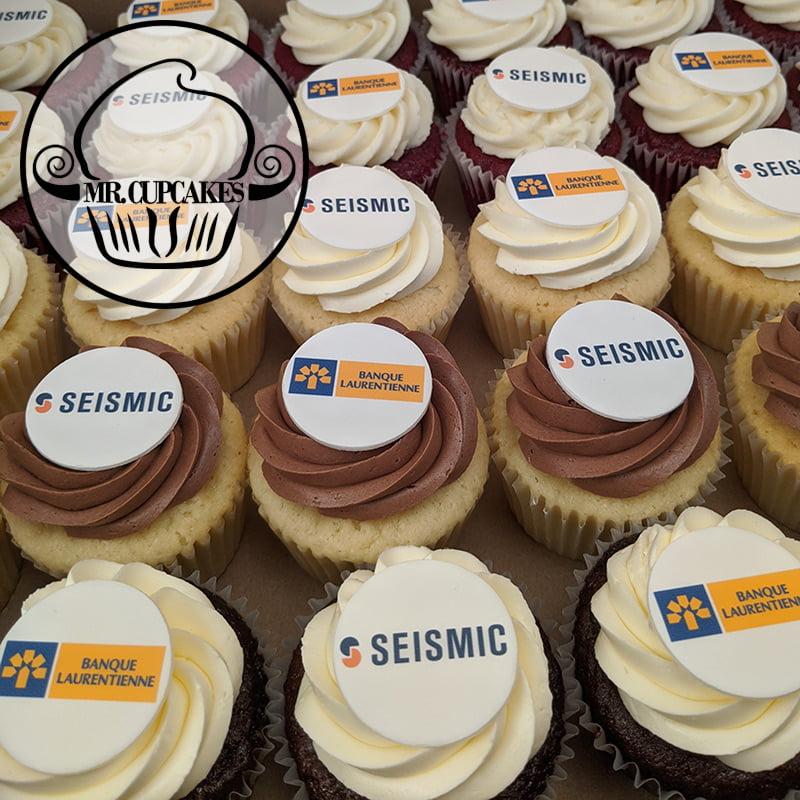 seismic cupcakes