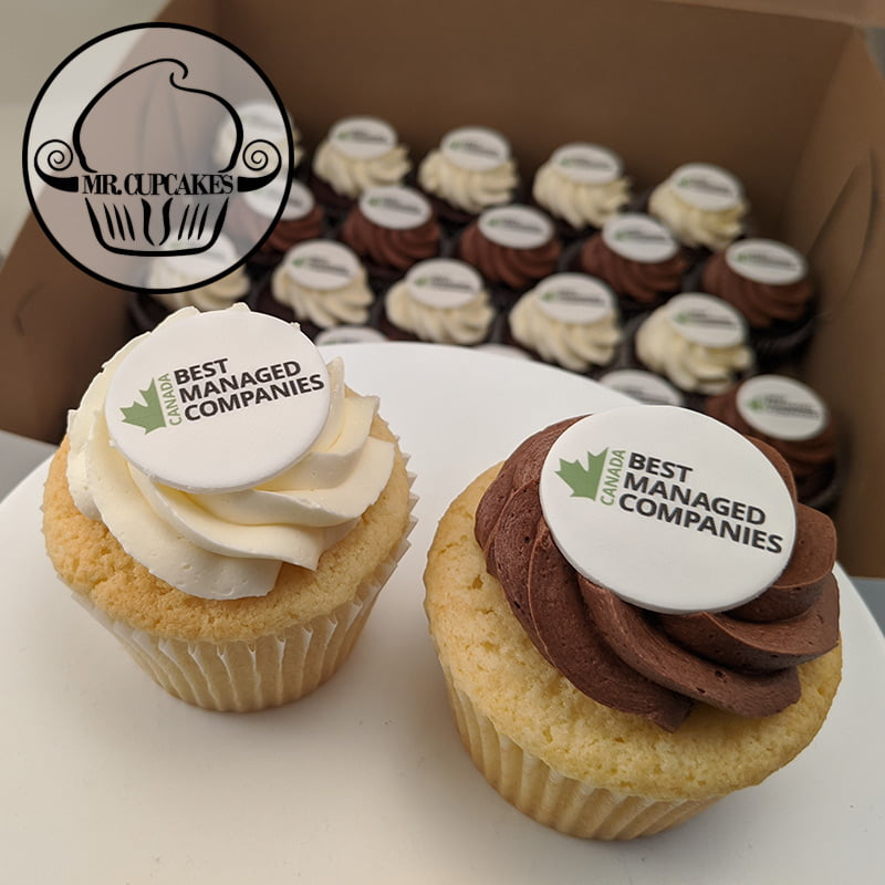best managed companies cupcakes