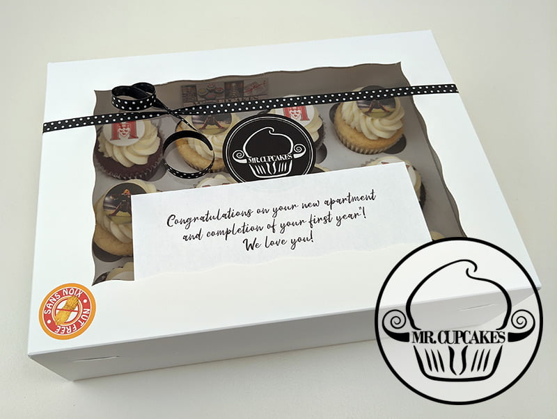 giftbox with note