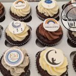 multiple images cupcakes
