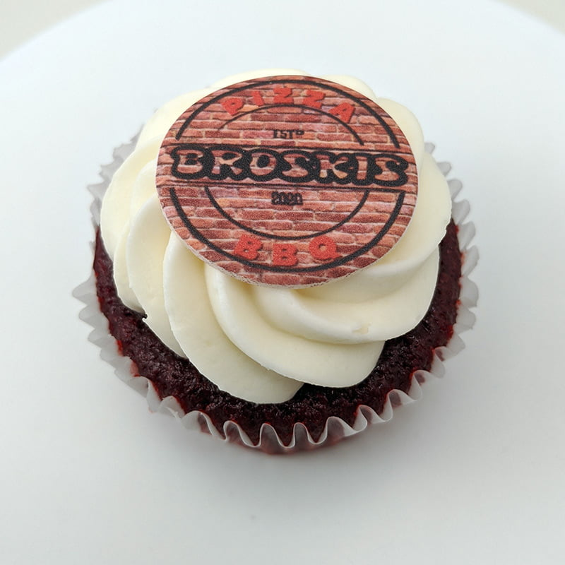 Broskis cupcakes